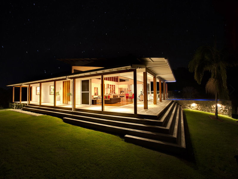 Gold Coast Architect Byron Bay Myocum Ridge House 2