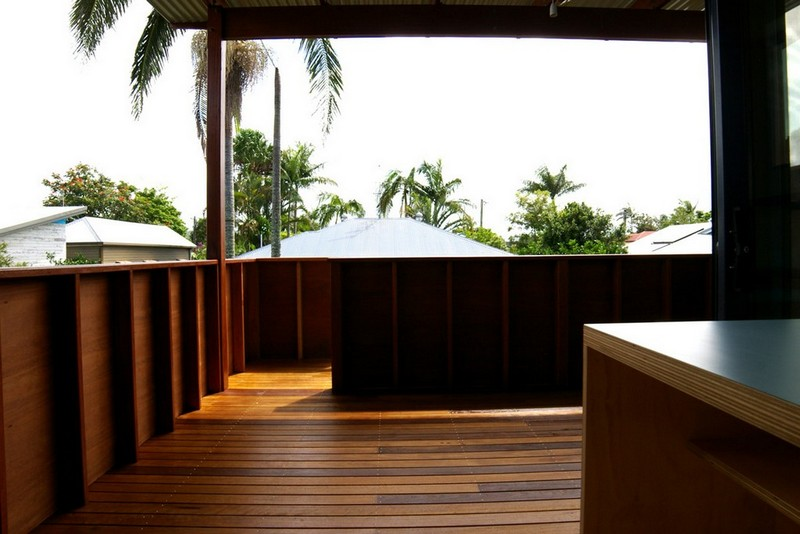 North facing deck | Mullumbimby Affordable Housing | Gold Coast Architect | Jose Do Architect
